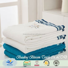 Factory Sale Directly Supply Supermarket Quality Towel Blossom