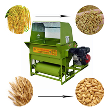 Factory low price sorghum corn soybean wheat grain rice small threshing machine