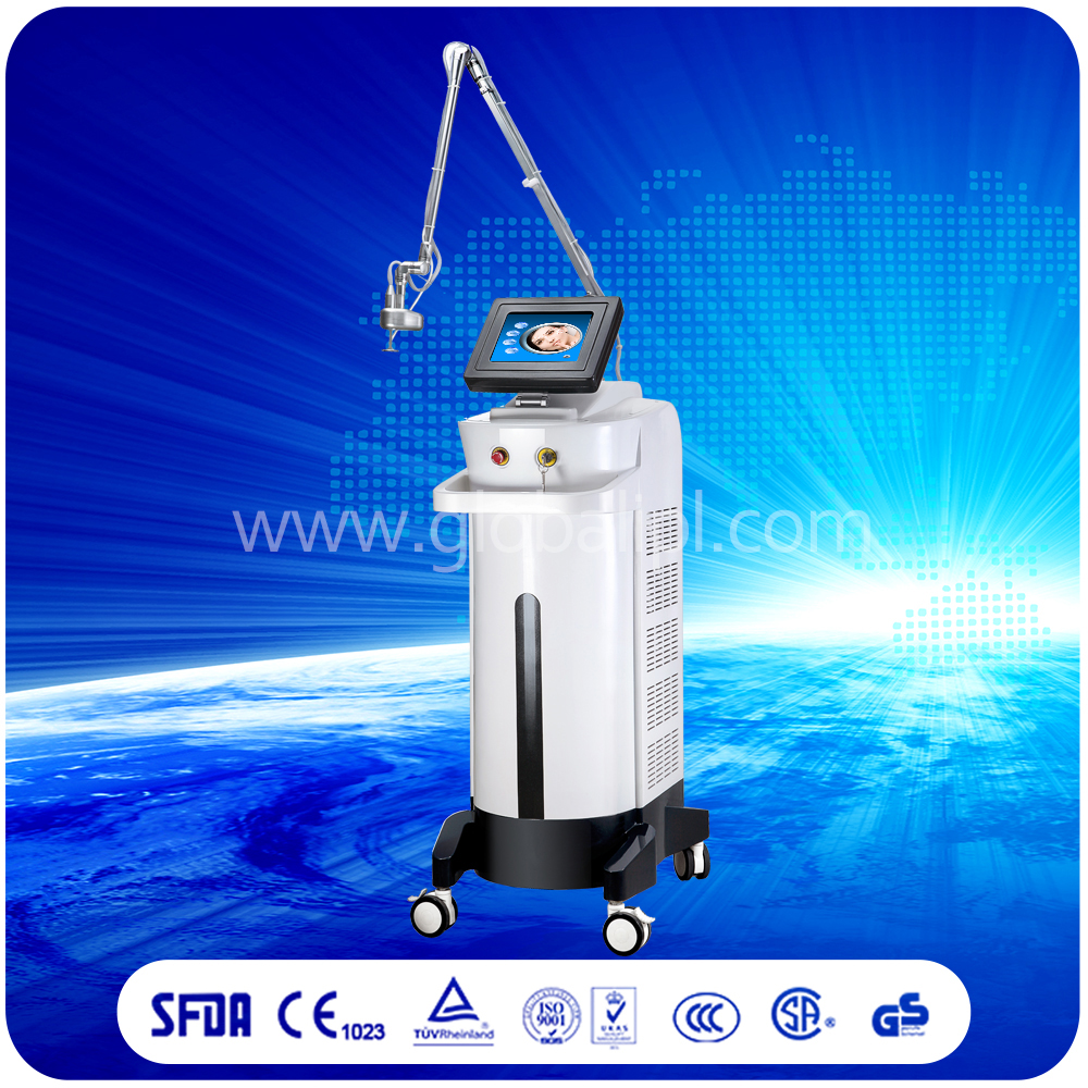 best quality fractional co2 laser skin renew and wrinkle removal beauty equipment for clinic