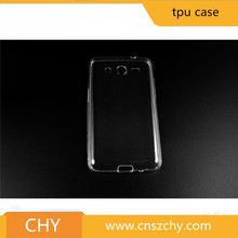 Factory price Transparent soft tpu mobile phone case for samsung galaxy core 2 g355h