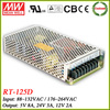 Meanwell RT 125D 136w Multiple Output