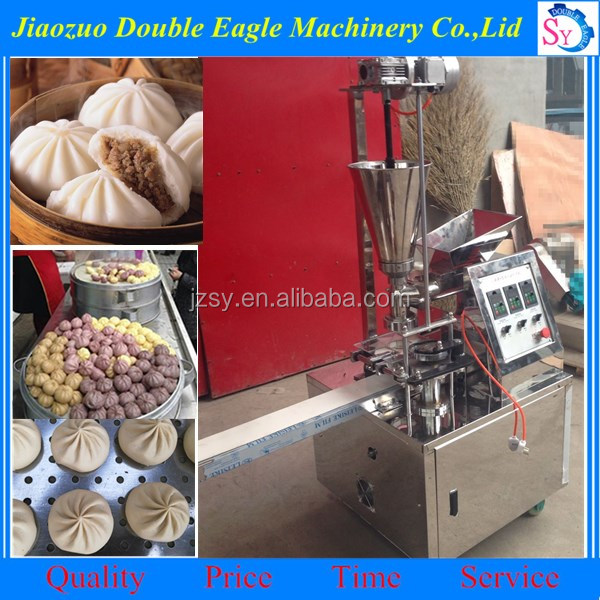 multifunctional dumpling molding machine steamed stuffed bun molding machine