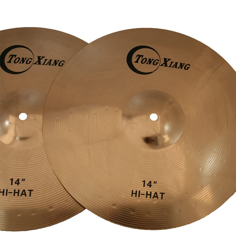 TE cymbal set for tongxiang high quality  cymbals set