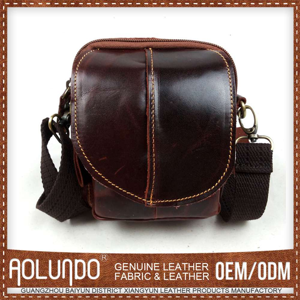 Top Sales Cheapest Price Original Design Personalized Italian Leather Bag Wholesale