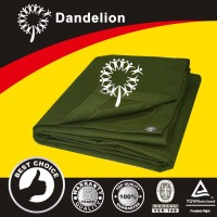 olive green polyester cotton heavy duty waterproof canvas tarps