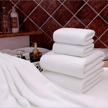 china wholesale supplier 100% terry cotton hotel towels face towels