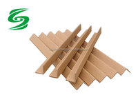brown paper corner protector for carton pallet Shanghai OEM factory