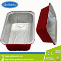 kitchenware aluminum foil paper food containers box trays supplier