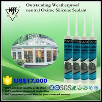 High grade Neutral Weatherproof Oxime Silicone Sealant
