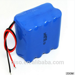 Consumer electronic battery 7.4V 8000mah 18650 rechargeable Lithium ion Battery
