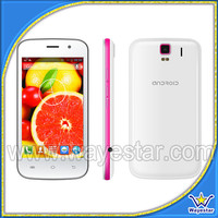 4inch Dual Sim cards china cheapest 3g android phone mobile