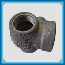 Customized Precision Casting Steel Gas Meter Connectors