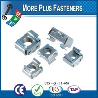 Made in Taiwan U Stylr Clip Type J Cage Nut