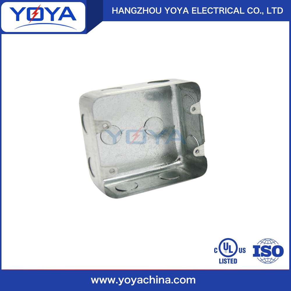 box rectangular square plastic electrical conduit