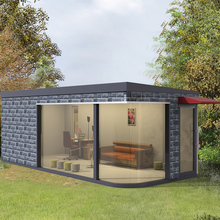 china supplier standrad New design modular house prefab garden office house