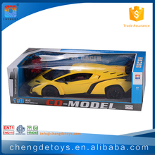 4 Channel 30CC RC Car For Kids Body Shell For 1 8 RC Car Nitro With Light