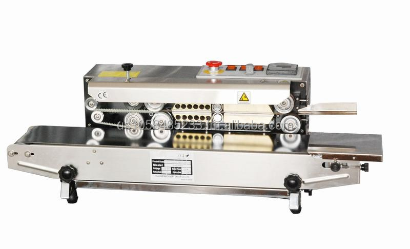 CBS-880I Stainless Steel Band Sealer