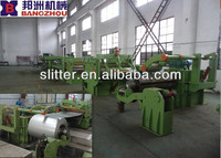 shearing machinery and steel sheet cut to length line for metal coil