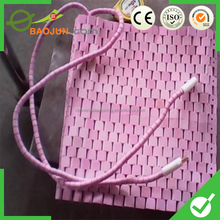 Flexible Ceramic Pad Heater Thermal shock resistance customized