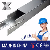 galvanized steel SS304 cable trunking manufacturers