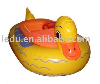 ST-0161 Duck shape Kids Boat