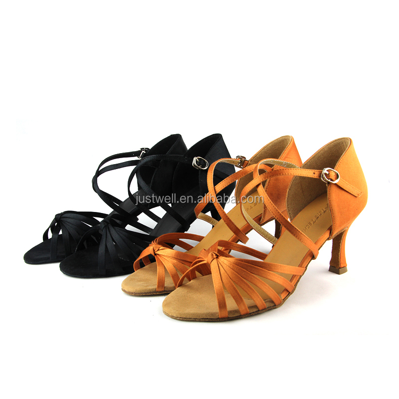 Beautiful Ladies High Heel Latin Dance Shoes