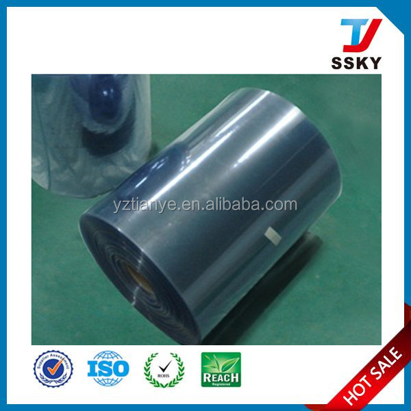 A4 plastic pvc sheets black with rigid hard material
