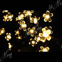 hot cherry blossom tree light for artificial outdoor led cherry lights