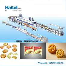 high quality Industrial automatic rice cracker making machine