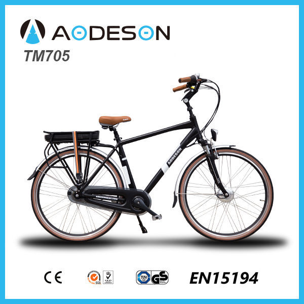 vintage/retro/holland style 200w/250W/350w e bike/pedalec/electric bicycle/electric bike/e bicycle w EN15194 TM705