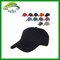 advertising heavy brushed cotton baseball cap and hats