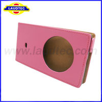 Case for Nokia Lumia 1020 Factory For Sale PU Leather Case