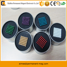 Factory supply 216 color magnetic ball