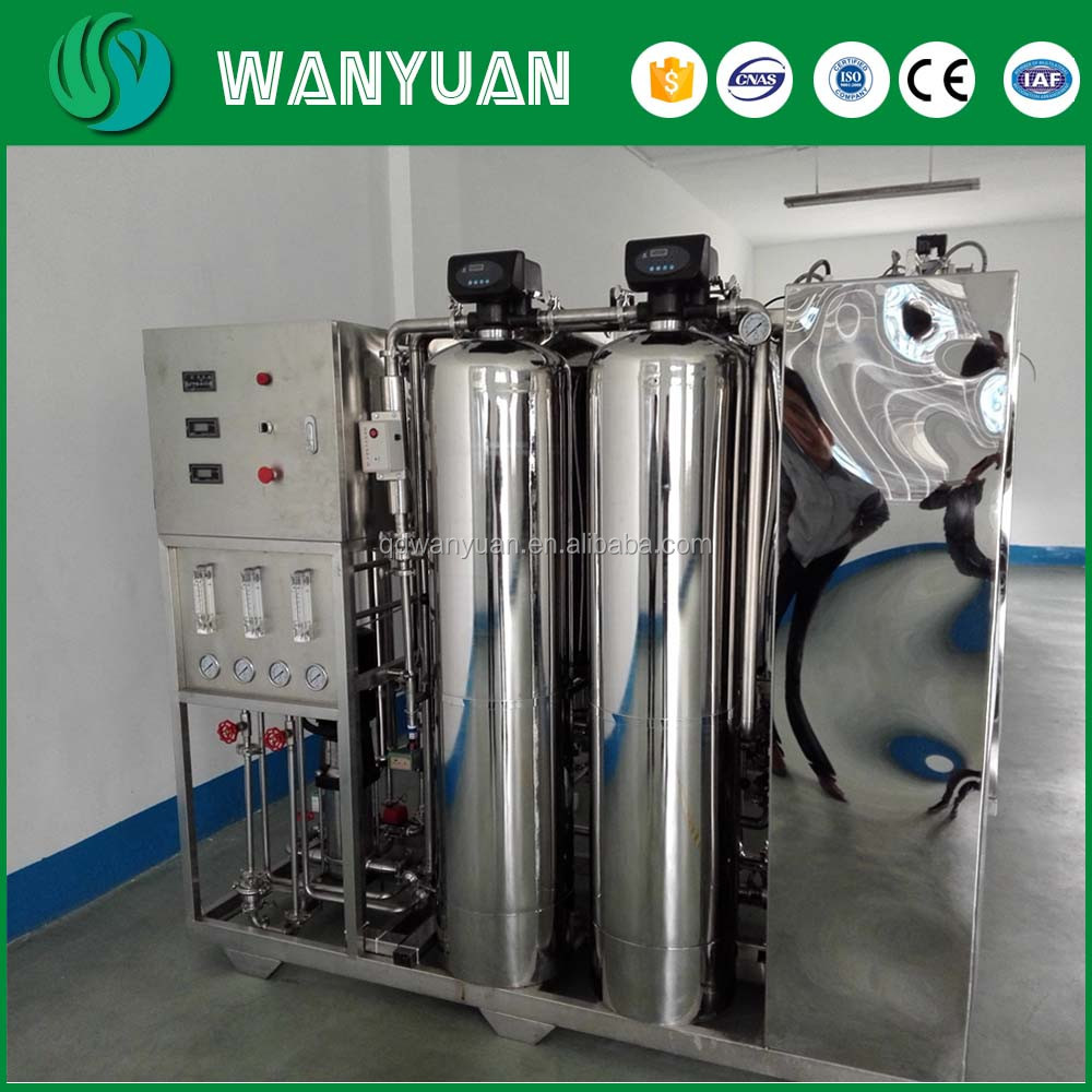 Reverse osmosis drinking water purity machine/sea water desalting plant/pharmaceutical vaccine injection water system
