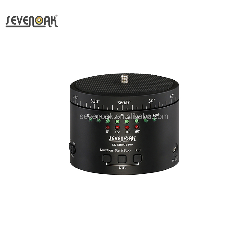 Sevenoak SK-EBH01 PRO Electronic Time Lapse Panoramic Ball Head