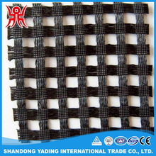 high strength warp knitted polyester geogrid with good price