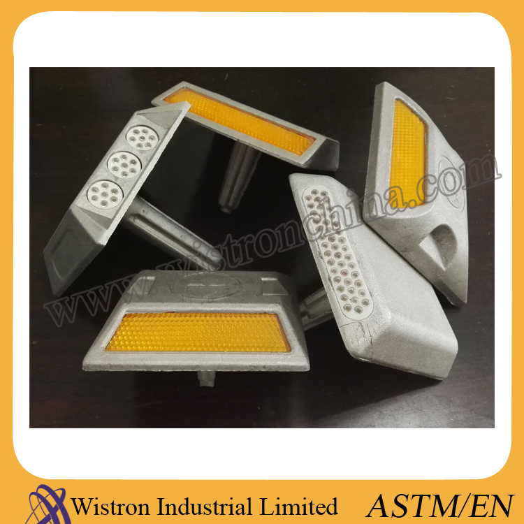 aluminum road reflectors cat eyes