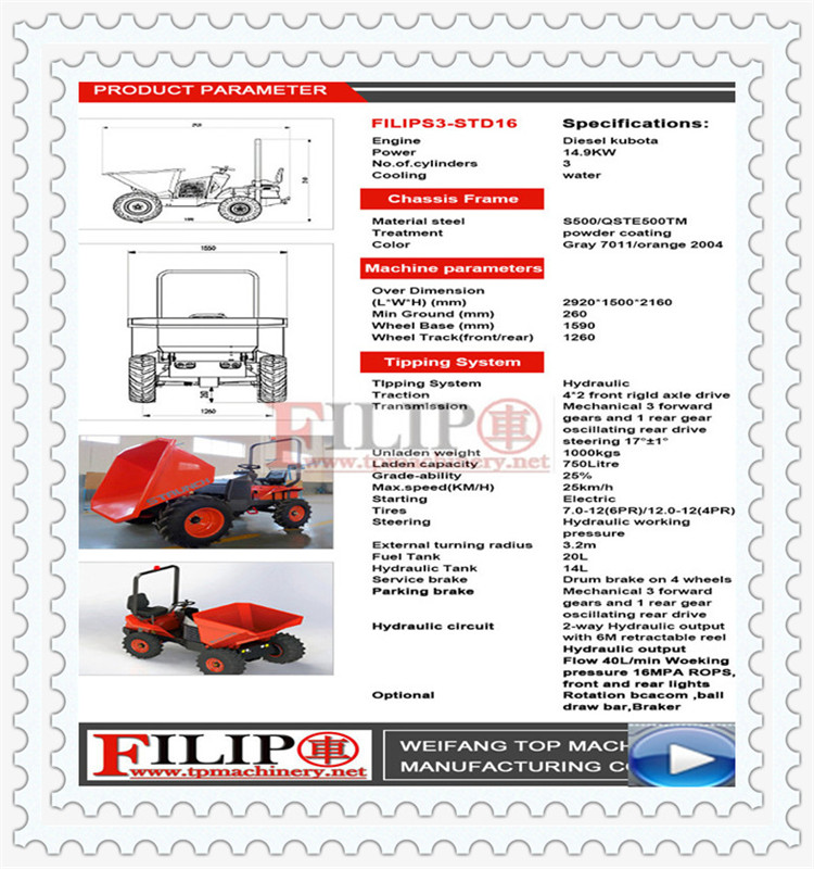 CE EPA certificated designed with Europe technology standard for transporting constructing farm garden new kubota mini tractor
