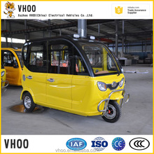 Rickshaw in china/scooter with roof/handicap electric car