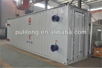 movable asphalt (pitch) heating equipment