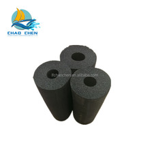 fatory heat resistant hose rubber pipe\/fire-retardant pipe insulation rubber foam