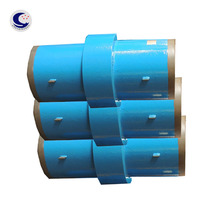 oil and gas monoblock insulating joint