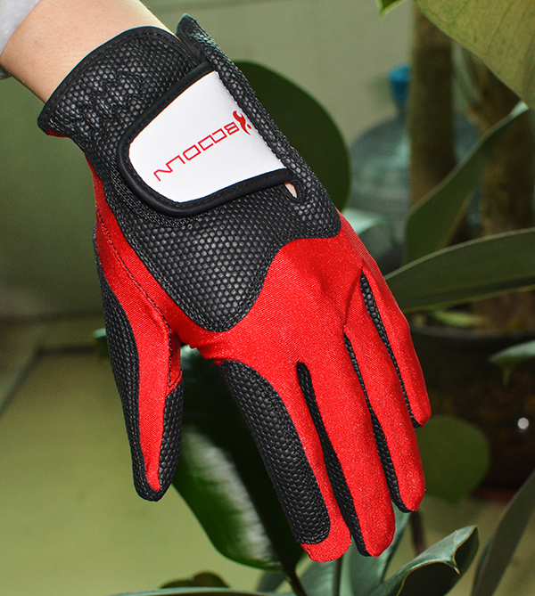 OEM Personalized Custom Made PU Golf Gloves