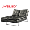 modern foshan dubai leather couch sofa furniture for wholesale