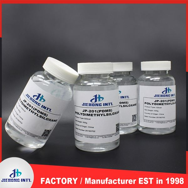 SGS ISO Audited Silicone oil/PDMS CAS NO.63148-62-9