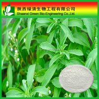 High Quality Stevia leaf extract Steviol Glycoside 80%-95%
