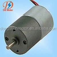 Specialized in 3v-24v Micro 27mm DS-27RS310 electro gear motor