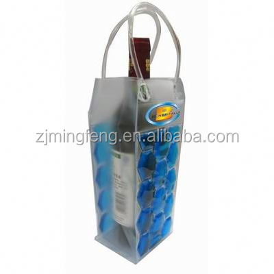 cooler bag/ cooler bag for 1.5l bottle/ printed portable beer can cooler bag