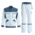 Wholesale Custom Jacket Trousers Suit White Jobman Painter Workwear
