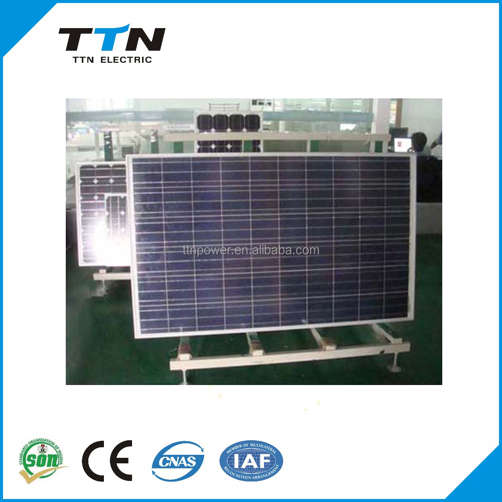 250watt A grade solar panel manufacturer price per watt solar panels cheap solar panels china TTN-250